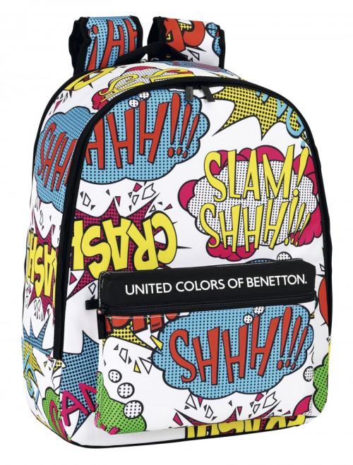 mochila escolar benetton 611450596