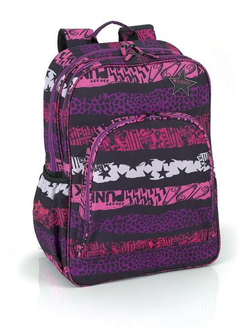 mochila escolar gabol 213900 adaptable a ruedas