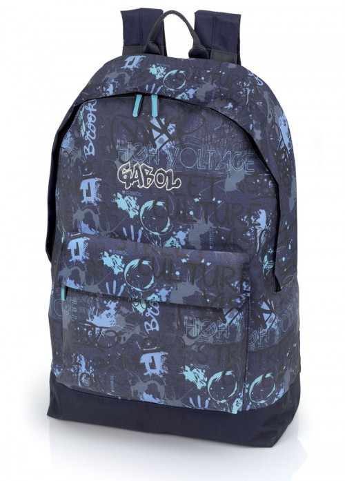 mochila escolar gabol 214303