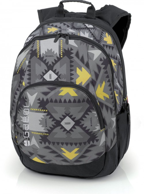 mochila escolar gabol 214460