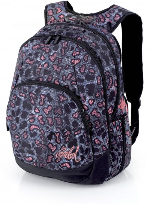 mochila escolar gabol 214560