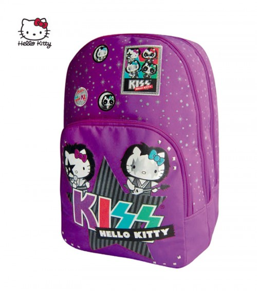 mochila escolar hello kitty 13624f