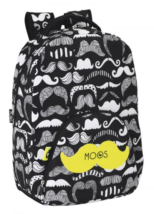 mochila escolar moos 611418571 adaptable a carro
