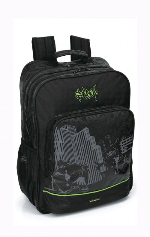 mochila gabol doble compartimento 213000