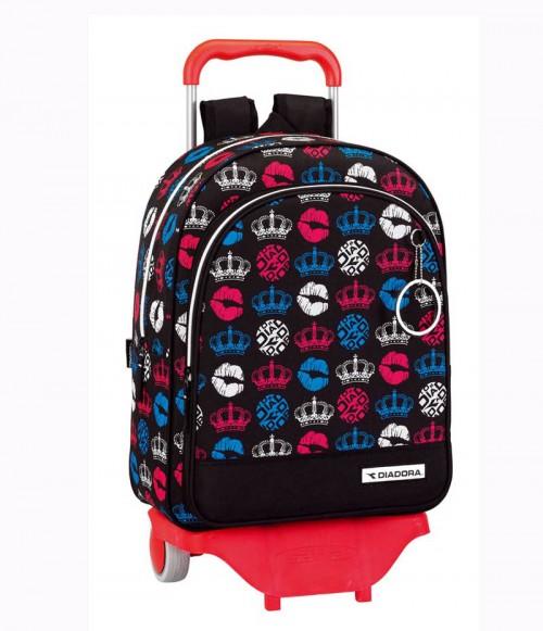 mochila grande con carro diadora 611113160