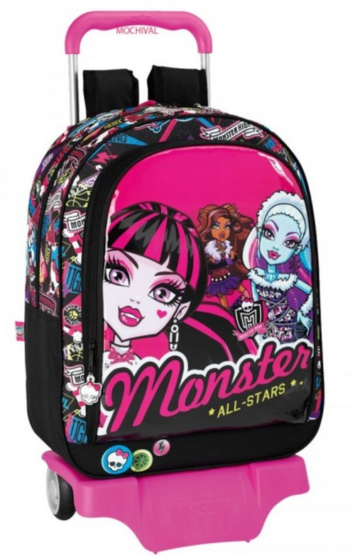 mochila   monster high 611343160