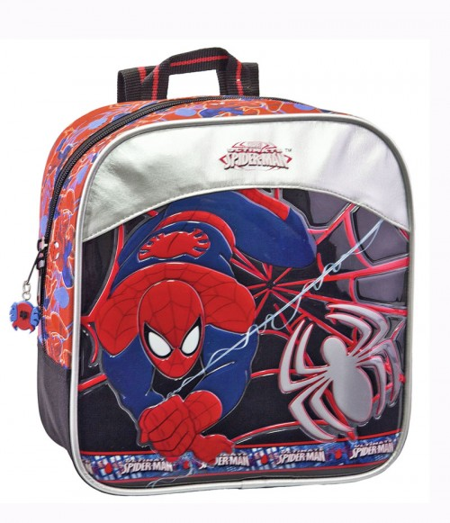 mochila spiderman de guarderia  1332101