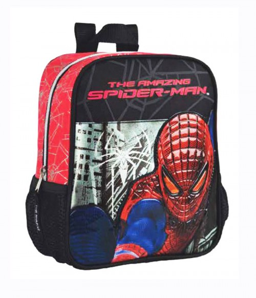 mochila spiderman de guarderia  23621
