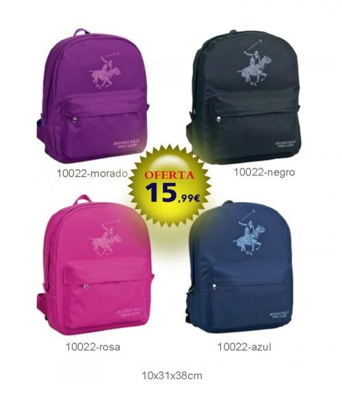 mochilas polo 10022