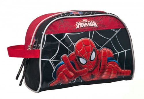 neceser spiderman adaptable 35744