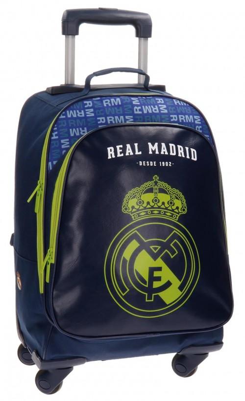 Mochila 4 Ruedas Real Madrid  5632852