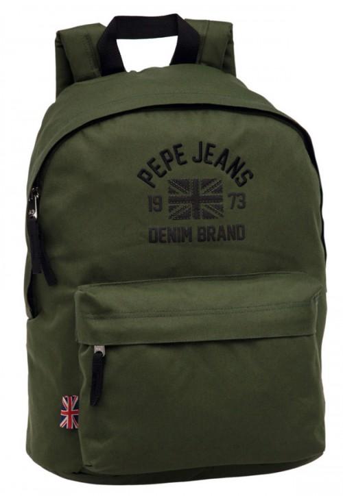 mochila pepe jeans adaptable 6111158