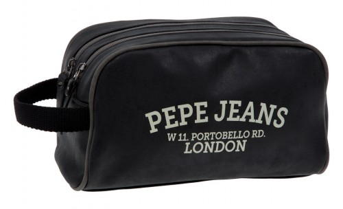 6324453 Neceser Pepe Jeans Adaptable 2 Compartimentos