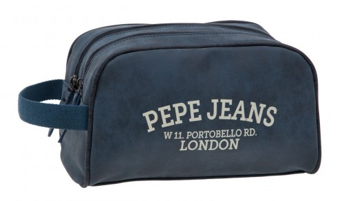 6324454  Neceser Pepe Jeans Adaptable 2 Compartimentos