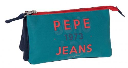 6414351 Portatodo triple Pepe Jeans Reed