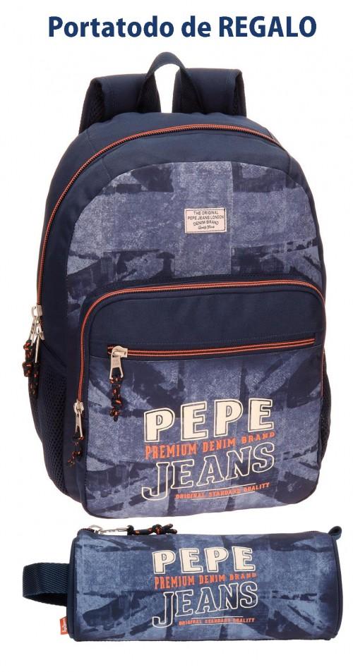Mochila Adaptable Pepe Jeans 65623A1