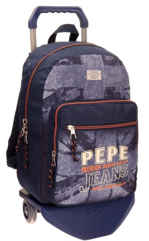 Mochila con Carro Pepe Jeans 65623M1
