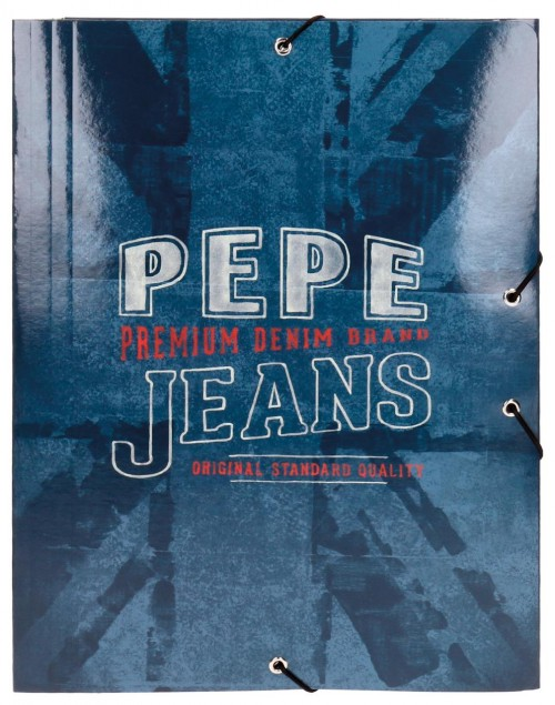 Carpeta de Gomas Pepe Jeans 6569751