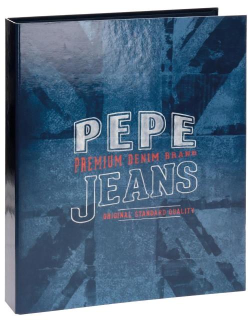 Carpeta 4 Anillas Pepe Jeans 6569851