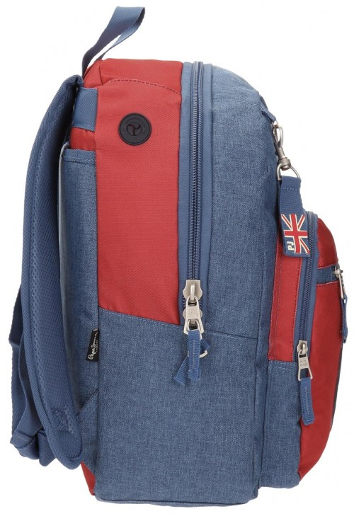 Mochila Pepe Jeans 65723A1 lateral