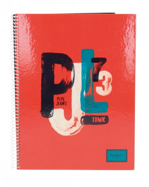 Cuaderno Espiral Pepe Jeans 6579551