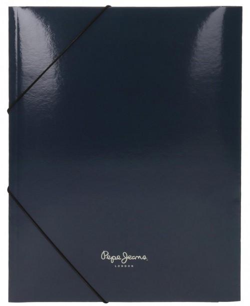Carpeta con Gomas Pepe Jeans 6579751 dorsal