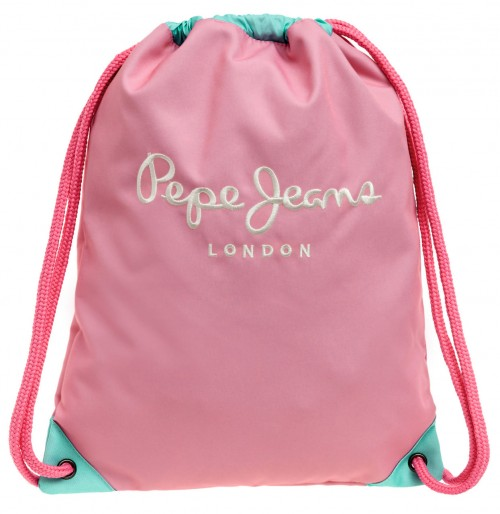 Gym Sac Pepe Jeans Pink 6253851A