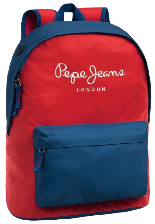 Mochila Adaptable Pepe Jeans Bicolor 63123A1