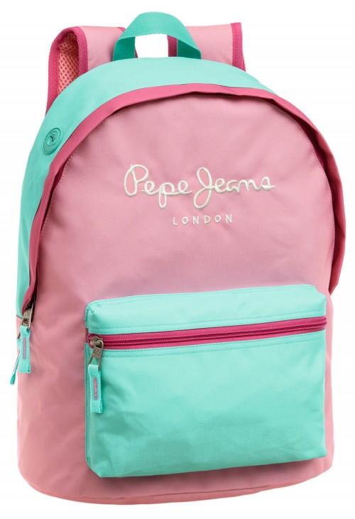 Mochila Adaptable Pepe Jeans Pink 62523A1