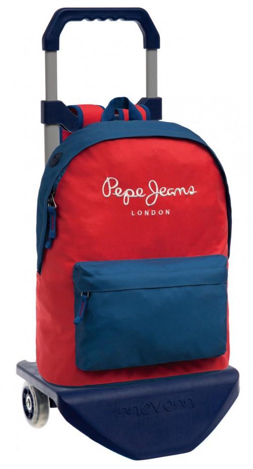 Mochila Carro Pepe Jeans Bicolor 63123M1