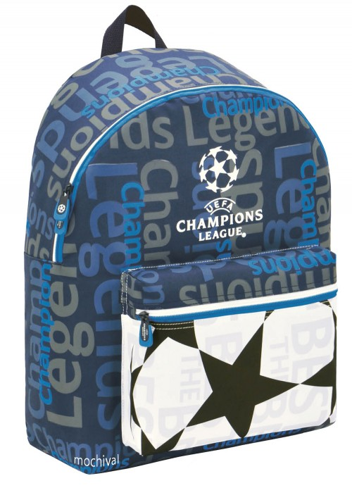 Mochila  Champions League 401234 Adaptable a carro
