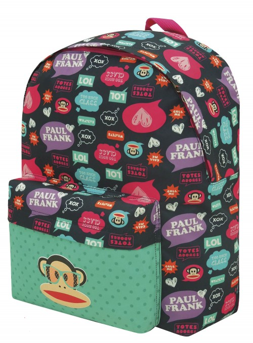 Mochila Paul Frank 582018  Adaptable