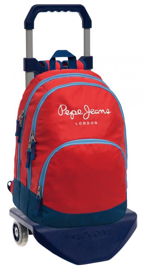 Mochila doble con Carro Pepe Jeans Bicolor 63124M1