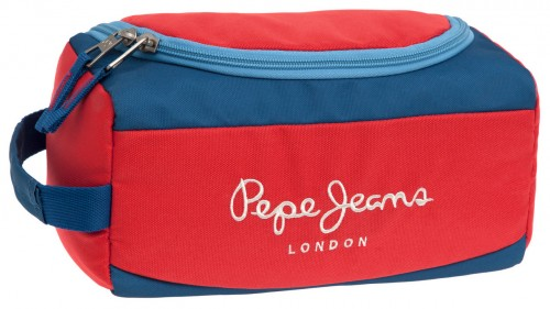 Neceser Pepe Jeans Bicolor Boy 6314451 Adaptable