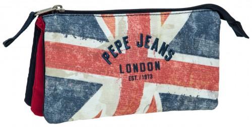 Portatodo Triple  Pepe Jeans 6054351