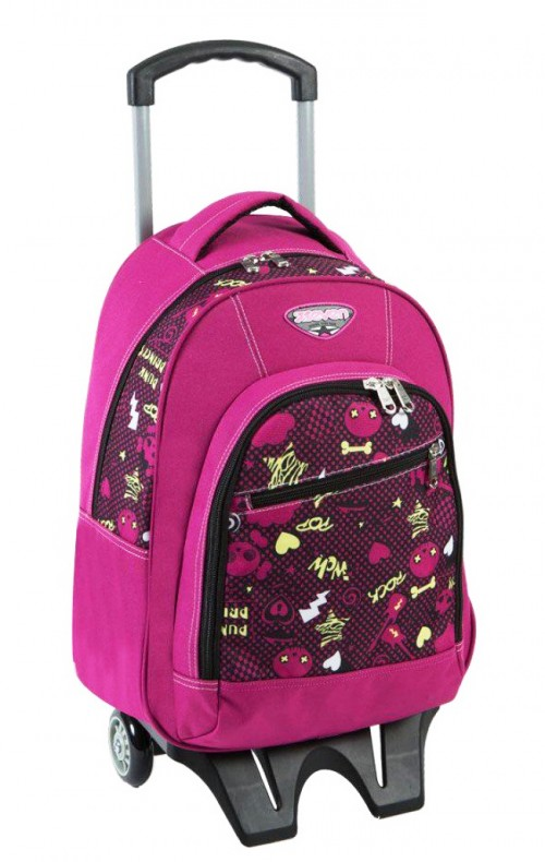 Trolley Seven Princess Pink carro