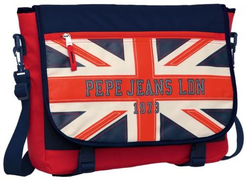 bandolera portaordenador pepe jeans 1935001