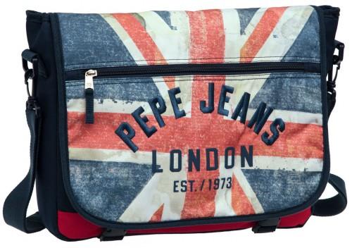 bandolera portaordenador pepe jeans 6055051