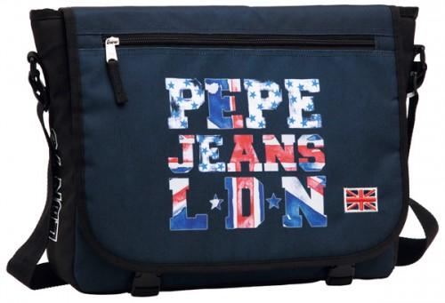 bandolera portaordenador pepe jeans 6065051