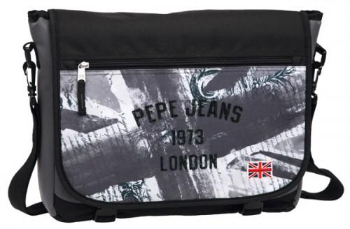 bandolera portaordenador pepe jeans 6085051