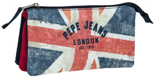 estuche triple pepe jeans 6054351