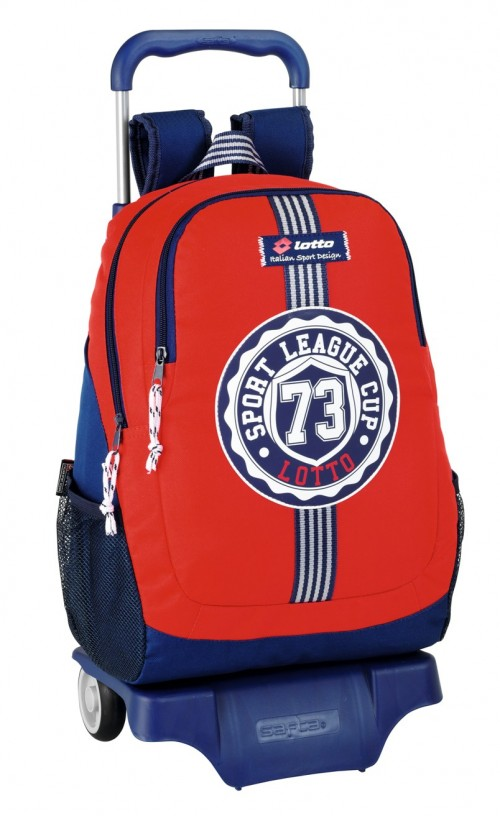 mochila con carro lotto 611322313