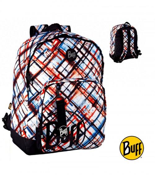 mochila escolar buff  11823F