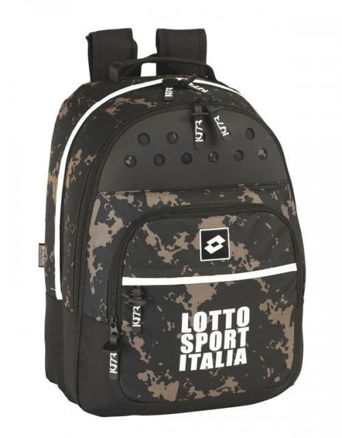mochila lotto doble 611520560