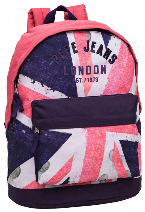 mochila pepe jeans 6022351adaptable a carro