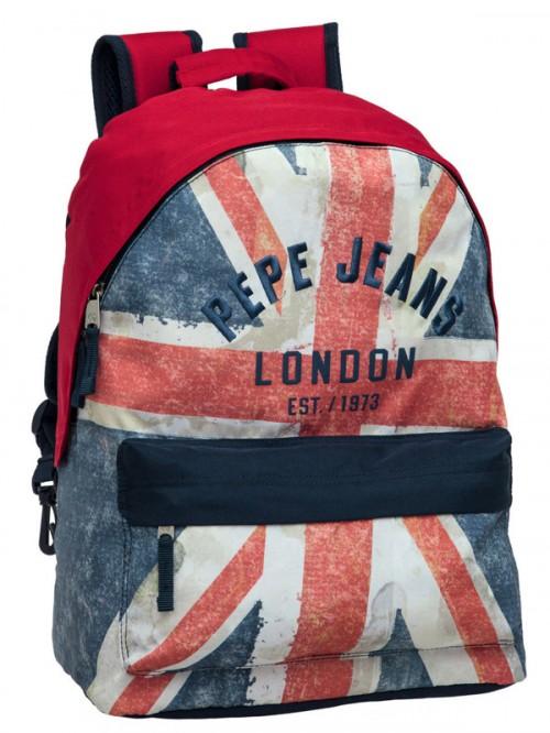 mochila pepe jeans 6052351 adaptable a carro