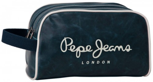 neceser pepe jeans adaptable 2 compartimentos 4154402