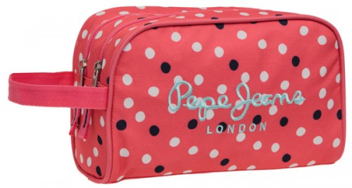 neceser pepe jeans 6074451 adaptable