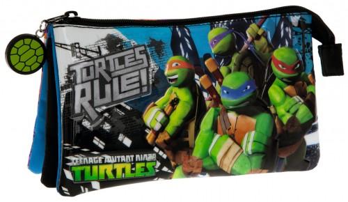 2564351 portatodo triple tortugas ninja