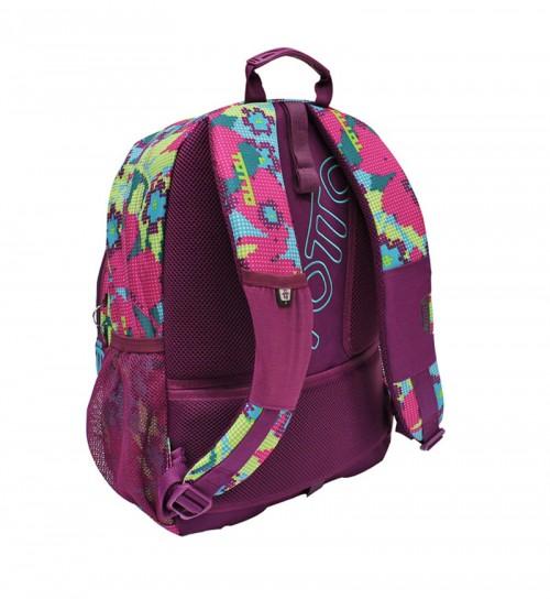 mochila escolar totto acuarela-6PH  dorsal
